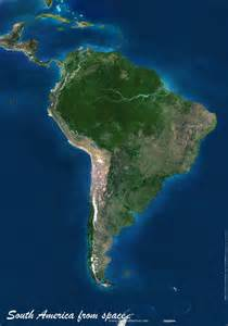 america satellite map south america map or map of south america