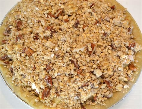 apple pear crumble sweets archives hen family