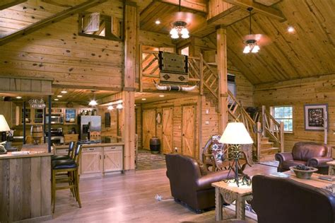 pole barn home interiors morton buildings home in texas homes pinterest the