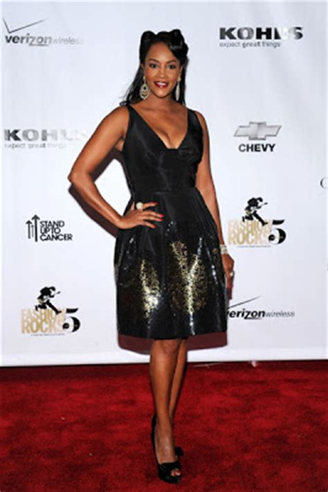Worst Dress Of The Year Vivica Fox In Naeem Khan by The House Of Fabulous Conde Nast Media Fashion Rocks