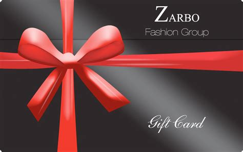 Per Se Gift Card - card zarbo fashion group
