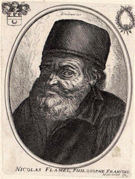 Nicolas Flamel – Philosophe François, een gefantaseerd