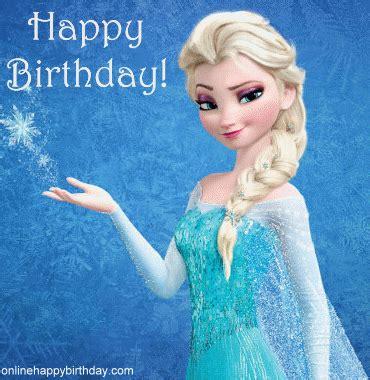frozen themed birthday messages frozen happy birthday below courtesy of happy