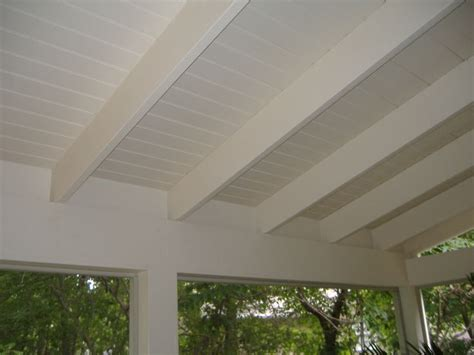 deck ceiling cost best 25 exposed rafters ideas on