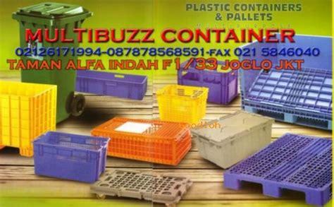 Daftar Keranjang Container Plastik keranjang container plastik coolbox drum pallet tong jerigen kursi plastik