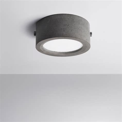 concrete ceiling lighting concrete furniture bentu