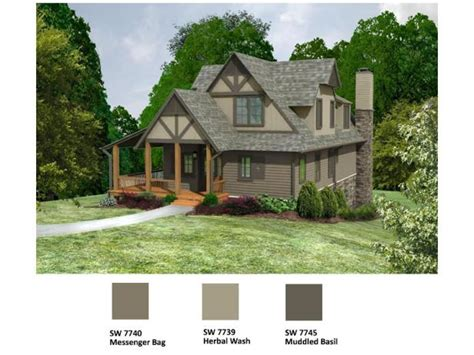 cabin exterior paint schemes cabin 2009 flooring and exterior paint color voting