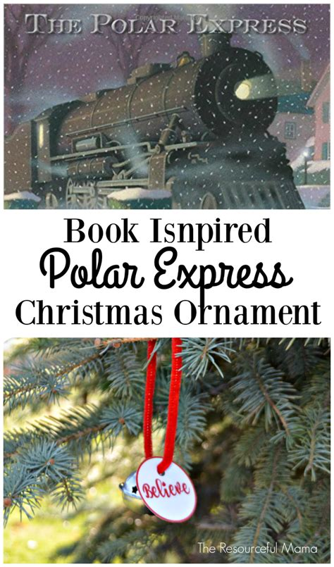 polar express pictures book polar express ornament the resourceful
