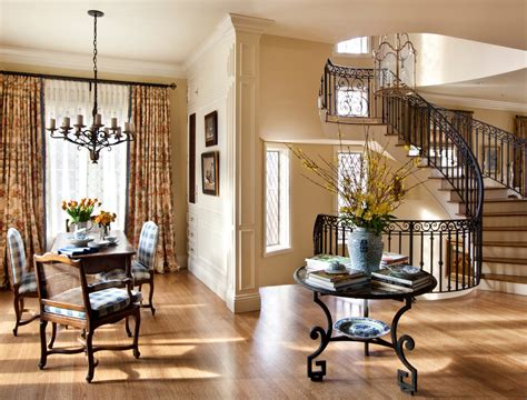 sheer curtain ideas dining room traditional with white sheer curtain dining room traditional with iron railing