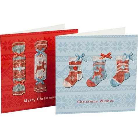 Use Asda Gift Card Online - bargain knitted icons 7 pack christmas cards asda direct now only 50p hotukdeals