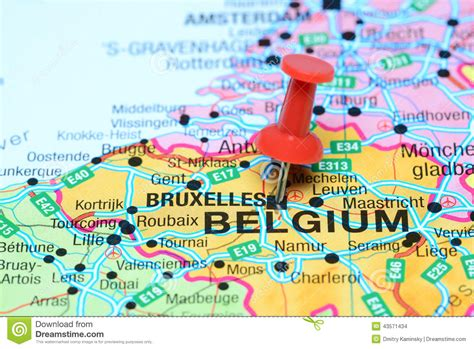 belgium brussels map brussels map of europe roundtripticket me
