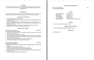 Asphalt Plant Operator Sle Resume by Construction Equipment Operator Resume Sle Two Pages