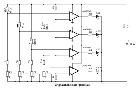 Lu Led Indikator resistor led panas 28 images fungsi transistor pada