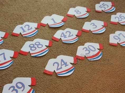 hockey crafts for crafty chic s hockey tournament door signs