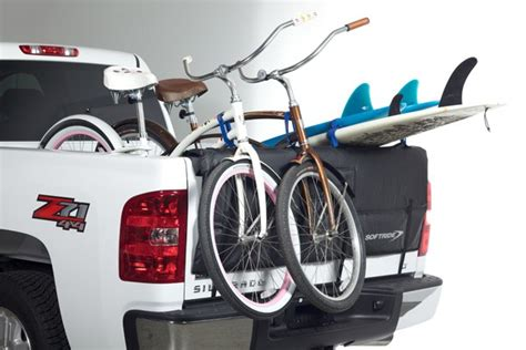 bike rack for truck tailgate hitch mounted bike rack shuttle pad truck tailgate pad