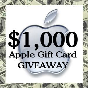 Apple Gift Card Amazon - contest 1000 apple or amazon gift card