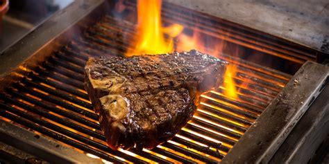 how to grill t bone steak great british chefs