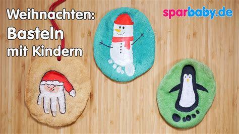 Basteln Mit Schulkindern by Diy Weihnachten Basteln Mit Kindern Salzteigbilder