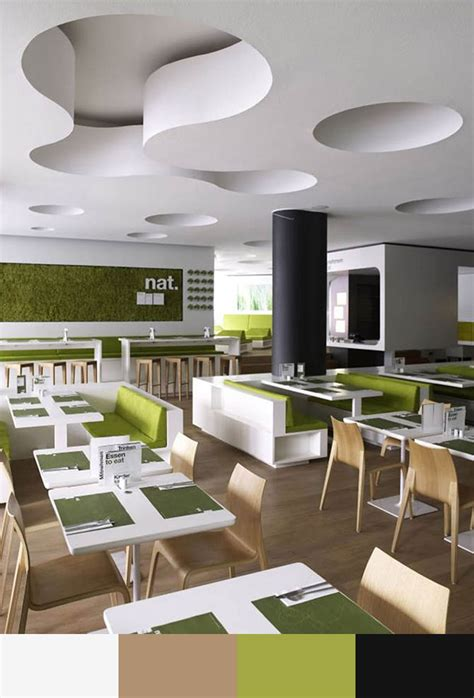 restaurant concept design restaurant interior design color schemes also stunning for