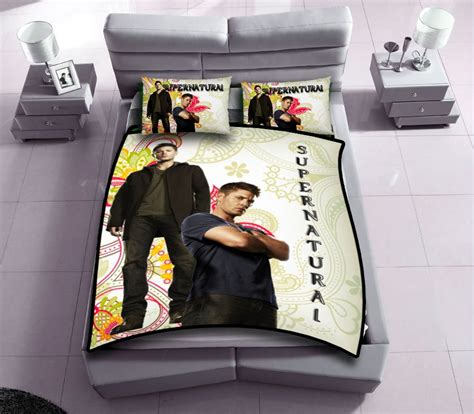 supernatural bedding supernatural bed set my blog