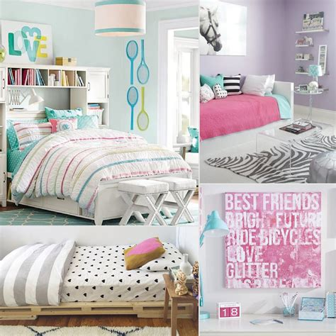 tween girl bedroom inspiration  ideas popsugar family