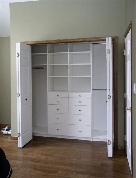Reach In Closet Doors 75 Best Reach In Closets Images On Pinterest Reach In Closet Armoire Makeover And Armoire Redo