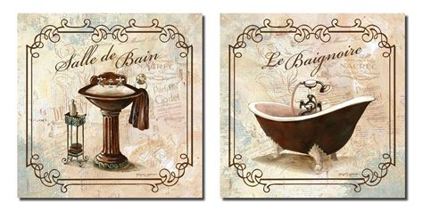 bathroom wall art bath decor canvas pictures posters