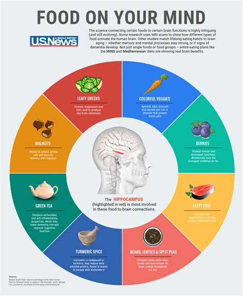 light up your brain infographic how certain foods light up your brain