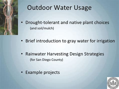 brief introduction of water water conservation and reuse strategies