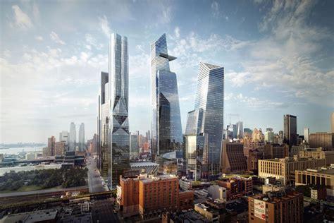 10 Hudson Square New York 42 Floors - new york 30 hudson yards 1 296 ft 90 floors