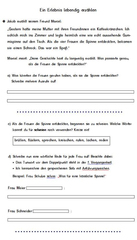Meinungsrede Schreiben Muster Geschichte Weiterschreiben 3 Klasse Keira Nash