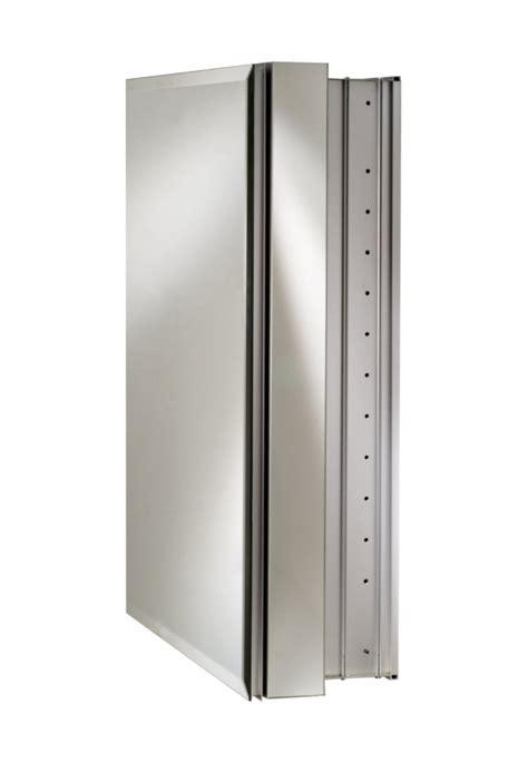 broadway single door medicine cabinet uvasdsrbrdv