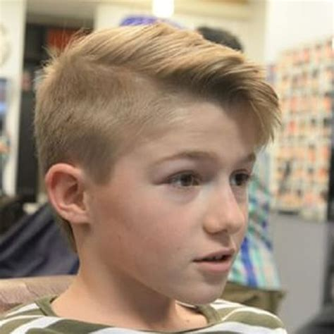 youth boy haircuts undercut young