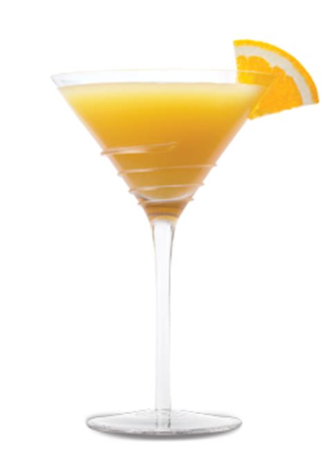martini orange orange cocktail