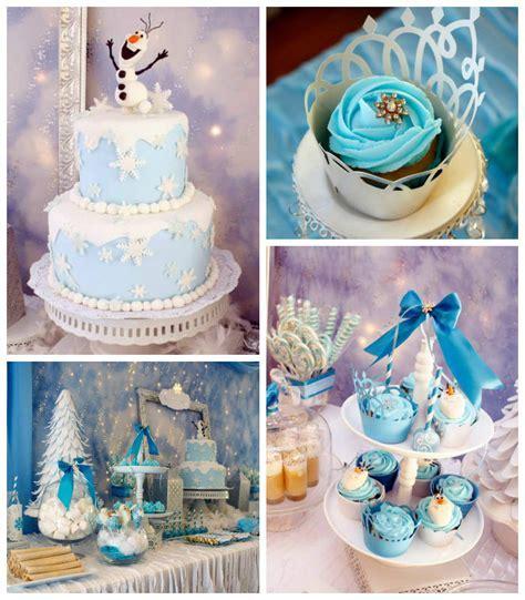 Kara's Party Ideas Frozen   Winter Wonderland Themed Birthday Party