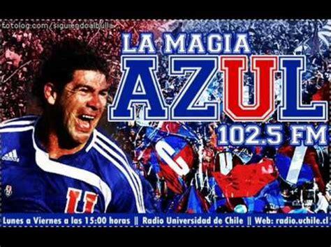 universidad de chile 4 1 u catolica la magia azul