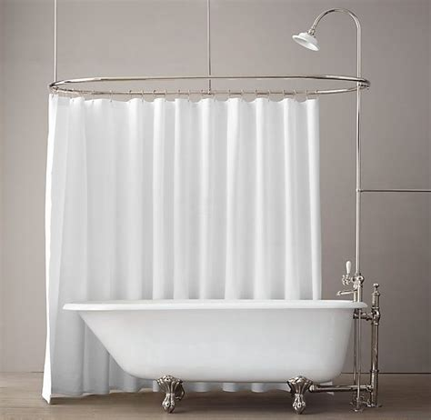 shower curtains for clawfoot tubs best 25 clawfoot tub shower ideas on pinterest clawfoot