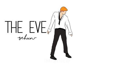 exo the eve exo 전야 the eve sehun animation youtube