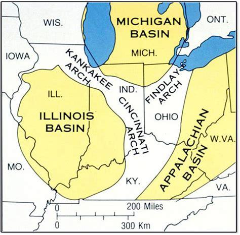 kentucky bedrock map bedrock geology of marion county