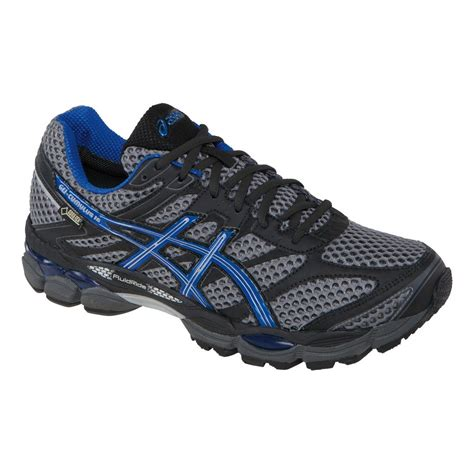 waterproof athletic shoes mens asics gel cumulus 16 g tx waterproof athletic shoes