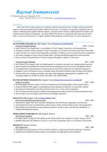 Resume Template Warehouse Manager Best Photos Of Warehouse Resume Template Warehouse