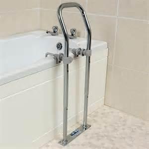 Bathroom Grab Rails Chrome » Home Design