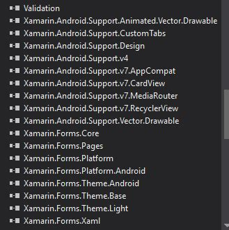xamarin layout could not be loaded xamarin android support fragment version 1 0 0 0 culture