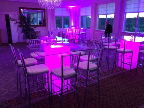 nightclub couches led furniture aviance event planning and lounge decor nj