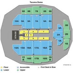 vipseats tacoma dome tickets