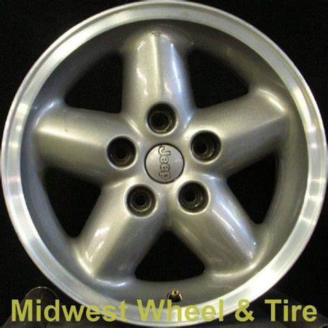 jeep wrangler mg oem wheel drta oem original alloy wheel