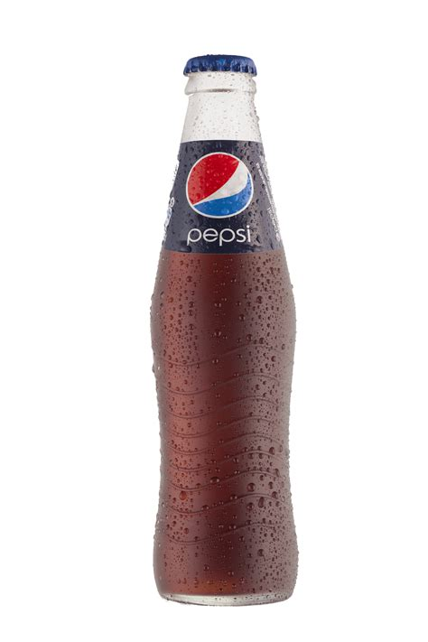 glass bottle pepsi transparent png stickpng
