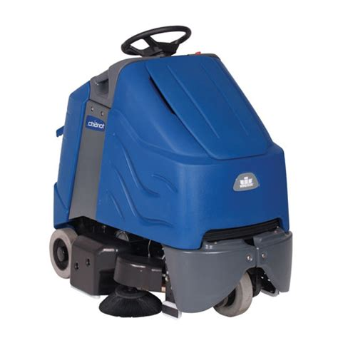 The Buster Ride On Vacuum Cleaner by Janitorial Ride On Vacuum Cleaners