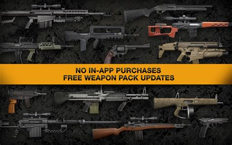 weaphones apk weaphones firearms simulator volume 2 appstore for android
