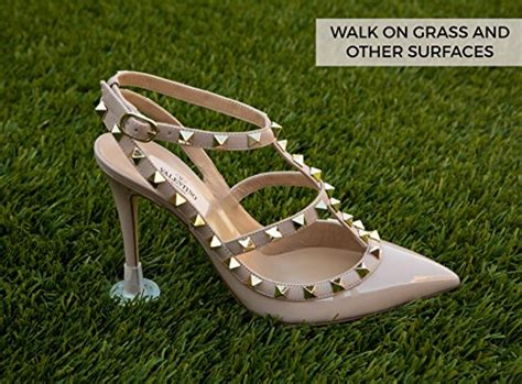 high heel shoe protectors walking grass high heel protectors three sizes stoppers for small medium